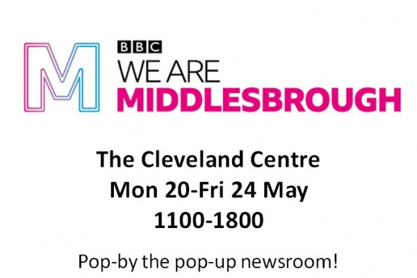 #BBCWeAreMiddlesbrough