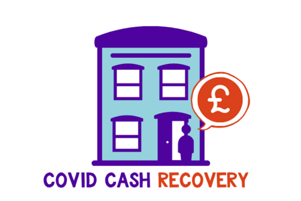 Covid Cash Recovery logo
