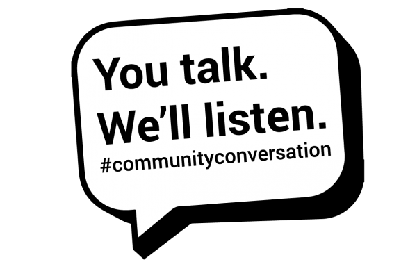 #communityconversation