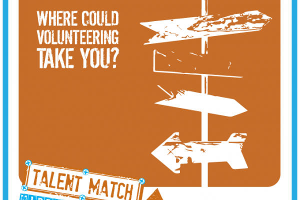 Where could volunteering take you?