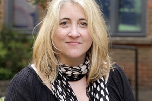 Kathy Evans, Chief Executive of Children England